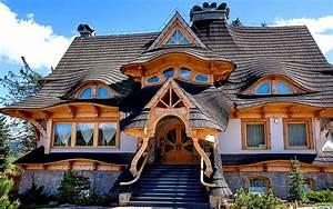 Maison Du Monde Attrape Reve : photos top 15 des maisons en bois ~ Nature-et-papiers.com Idées de Décoration