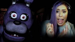 """THIS GAME IS SO CREEPY"" - 5 Nights at Freddy's - YouTube"