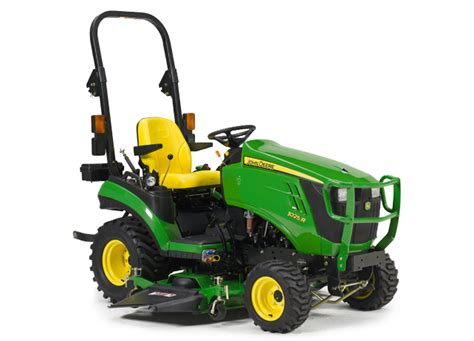deere 1025r mower deck removal sub compact utility tractors 1025r tractor deere us