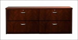 4 Drawer Wood File Cabinet Cherry Home Design Ideas