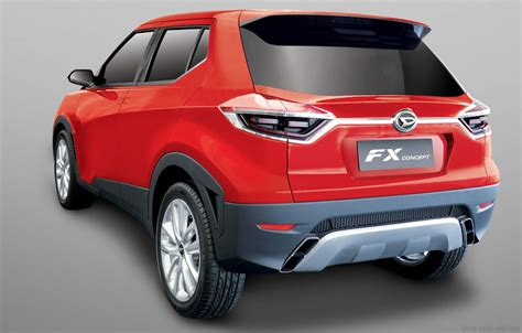 Is This The All New Perodua Suv?  Drive Safe And Fast