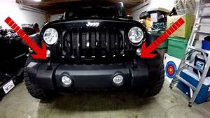 Jeep Valence : how to remove a jeep jk bumper youtube ~ Gottalentnigeria.com Avis de Voitures