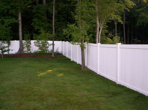 lasting fence long lasting quality vinyl fence panels best home decor ideas