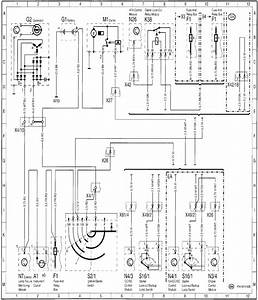 2001 Mercedes Clk Headlight Wiring Diagram