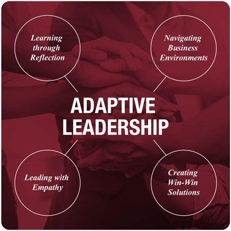 overcoming challenges  adaptive leadership cu