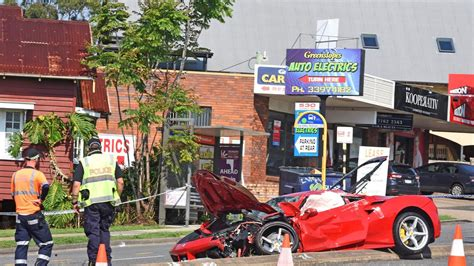 Crash when working with overclocked gpu. Brisbane traffic: Ferrari and 4WD involved in 'significant ...