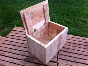 diy pallet storage boxes 101 pallets
