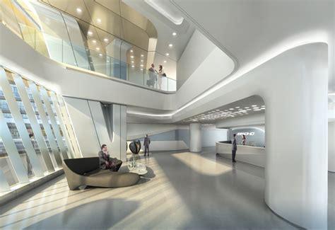 Futuristic Sky Soho By Zaha Hadid Architects Shanghai