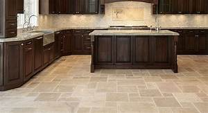Tile Flooring Ideas for Kitchen — Saura V Dutt StonesSaura