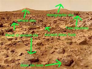 Alien remains found on Mars, page 1