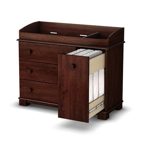 changing table south shore precious changing table by oj commerce 3346333