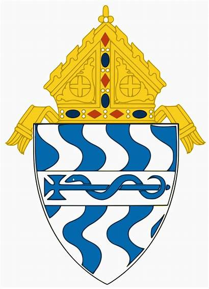 Sioux Falls Diocese Svg Arms Coat Sd