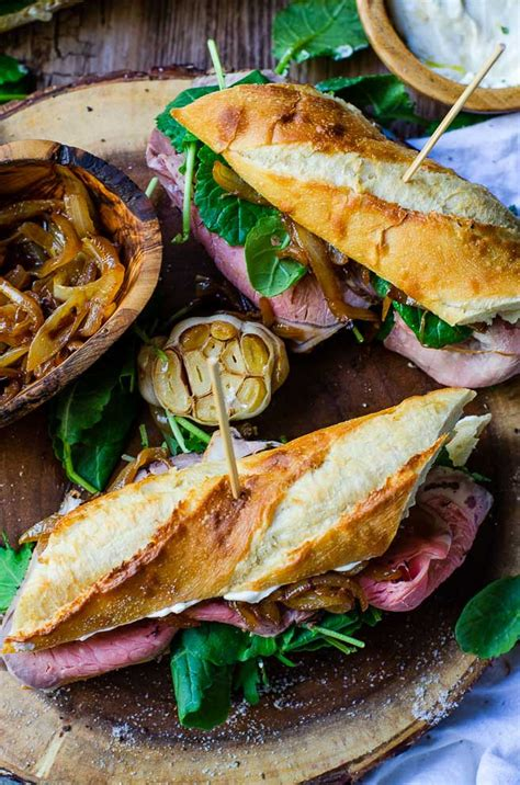 1 slice leftover prime rib, sliced into strips and reheated. The top 35 Ideas About Leftover Prime Rib Sandwich - Best ...