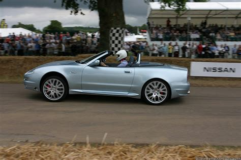 2006 Maserati Spyder 2006 maserati gransport spyder review supercars net