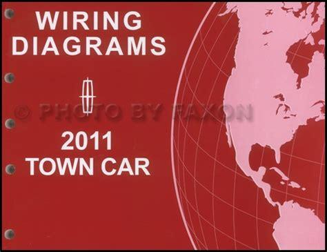 Lincoln Town Car Wiring Diagram Manual Original