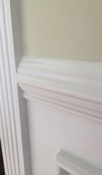 Es7 Chair Rail Wainscoting  Crown Molding Nj Llc