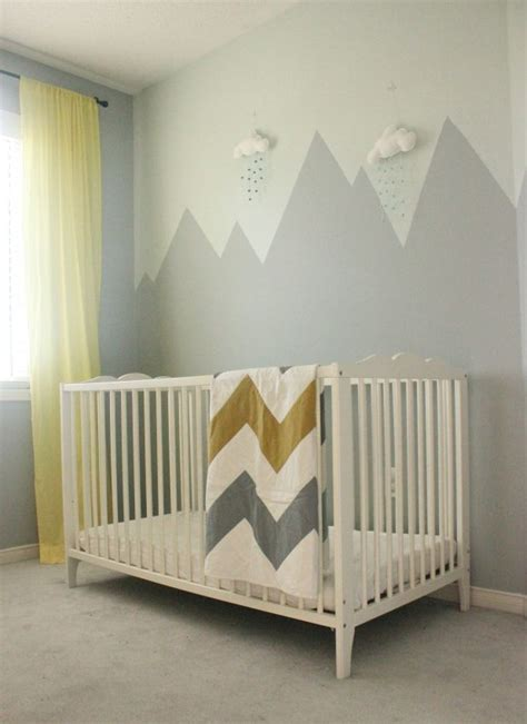 mountain mural nursery wall mountain mural nursery wall