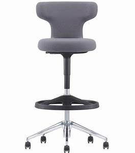 Pivot High Stool Chair Vitra