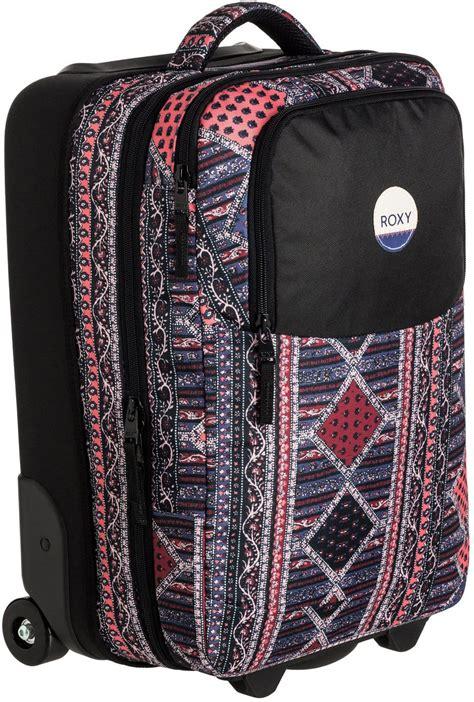 Roxy Wheeled Up Printed Travel Bag - Womens