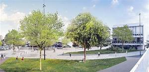 Sotteville Les Rouen : la place de l 39 h tel de ville de sotteville l s rouen va s 39 offrir un lifting ~ Medecine-chirurgie-esthetiques.com Avis de Voitures