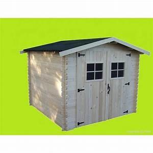 Pavillon 2 50x2 50 : abri de jardin en bois 5 m2 m 28mm achat ~ Articles-book.com Haus und Dekorationen