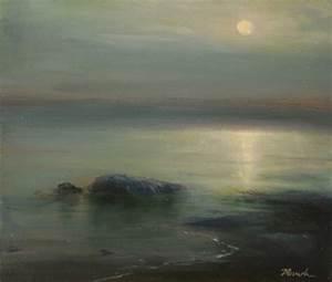 June Moon Cliff Walk – Arnold Art Store & Gallery