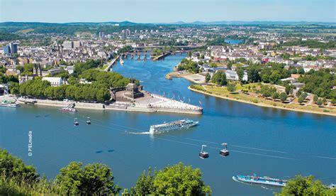 In Koblenz by Koblenz Am Deutschen Eck