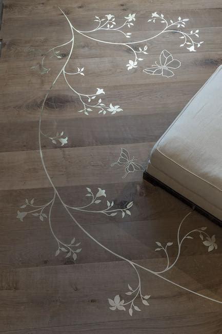 stunning inlay flooring ideas  exclusive floor decoration