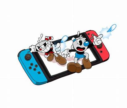 Cuphead Switch Coming 18th Nintendo April Officially