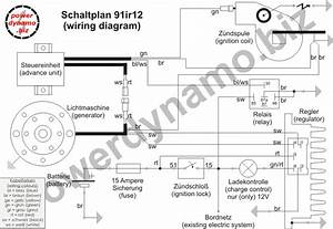 Electronic Ignition For Bmw R25  R25  2  R25  3