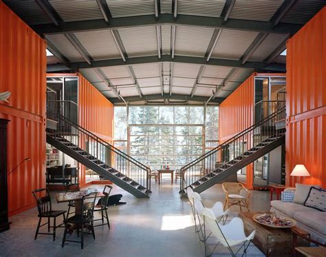 Best Shipping Container House Design Ideas 96