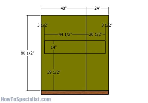shooting house roof plans howtospecialist
