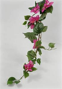 Fuchsia Bougainvillea Garlands 6'