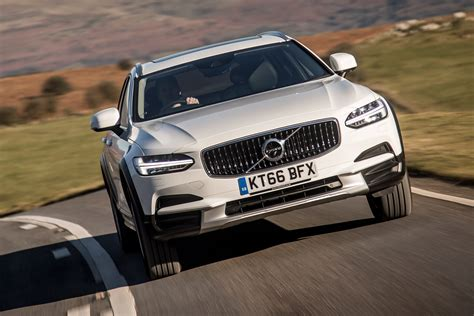 volvo  cross country estate review auto express