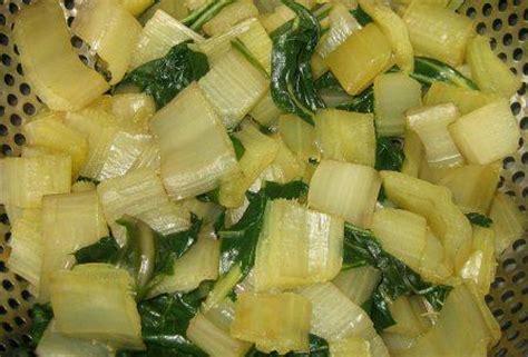 cuisiner cardes cuisiner des blettes blettes à l 39 indienne la cuisine
