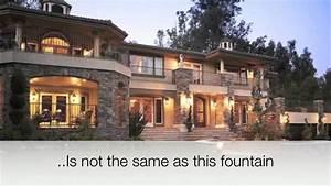 The Real Kardashian/Jenner House - YouTube