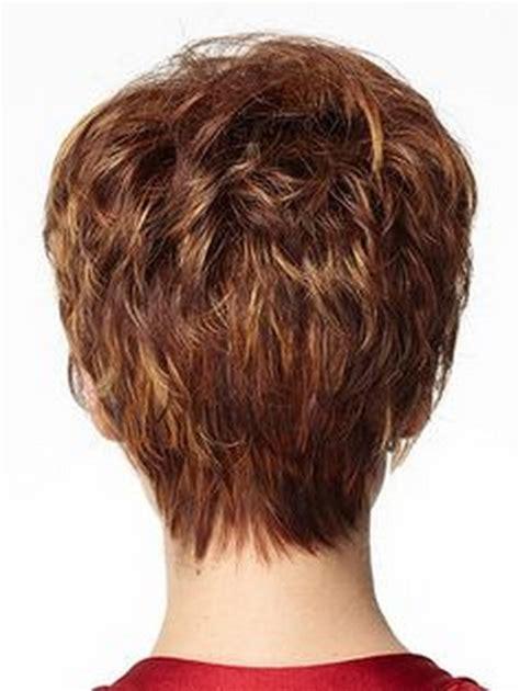short haircut  view