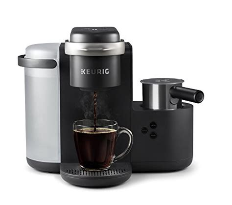 Instant coffee gives me these issues quite often. Keurig K-Cafe Single-Serve K-Cup Coffee Maker, Makes Your Favorite Latte and Cappuccino ...