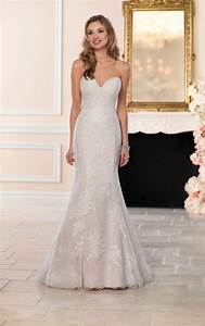 wedding dresses classic vintage wedding dress stella york With classic vintage wedding dress