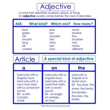 adjectives  articles sukis kimono   dunaways