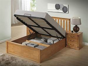 Best Images About Elevated Platform Beds Xl Trundle With ...