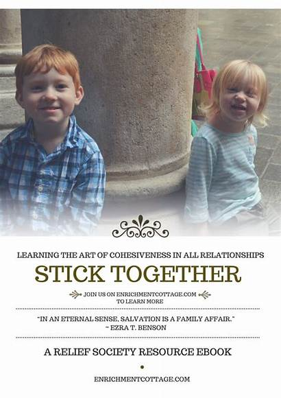 Relief Together Society Activities Times Tough Stick