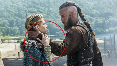 vikings lagertha funny moments   scenes