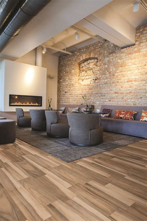 contemporary modern wood  tile flooring images