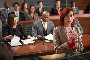 How Carrie Preston Became The Good Wife's Favorite Scene ...