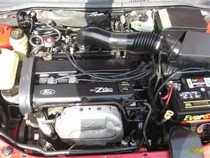 2002 Ford Focus Se Sedan 2 0 Liter Dohc 16