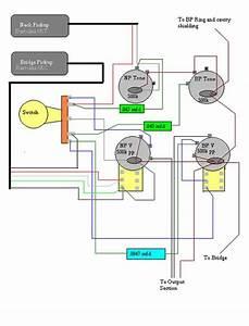 Rickenbacker 4003 Custom Wiring