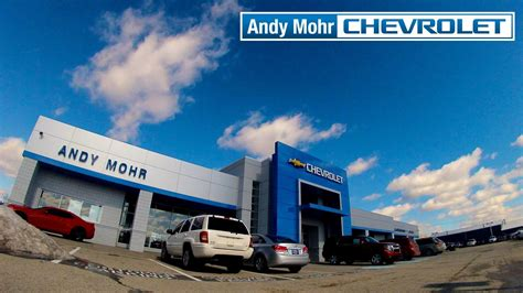 Andy Mohr Chevrolet In Plainfield, In  (317) 8396