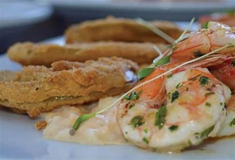 Acme Lowcountry Kitchen's Shrimp And Grits