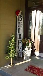 30, Amazing, Front, Porch, Christmas, Decoration, Ideas